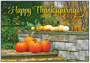 Thanksgiving Greet Cards for Realtors
