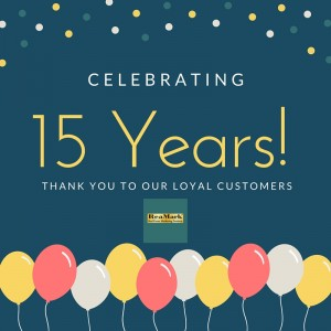 15 years of real estate marketing