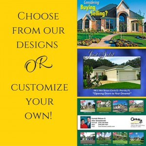 EDDM Designs for Real Estate