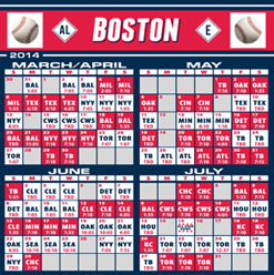 Baseball Schedules for Realtors