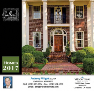 2017 Real Estate Wall Calendars