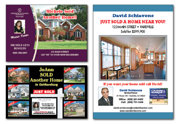 real estate marketing direct mail