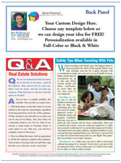 real estate newsletter homeowner tips