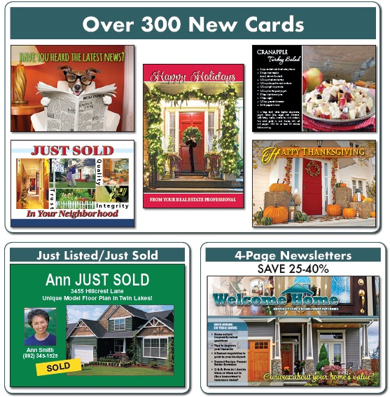 direct mail farming for leads realtors
